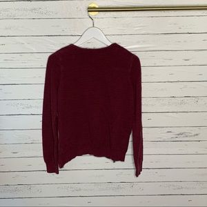 Anthropologie Sweaters - Anthropologie Moth Merle Pullover Sweater